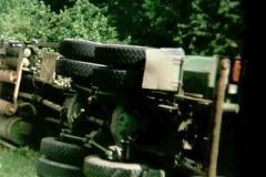 10.07.1997 - LKW stürzte um