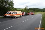 13.06.2016 - Technische Hilfeleistung Verkehrsunfall
