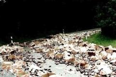 16.07.1991 - LKW verliert Ladung