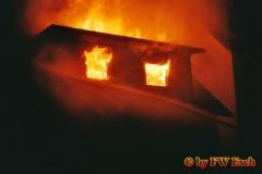 19.03.2005 - Gebäudebrand in Bermbach