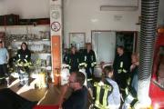 19.05.2015 - Übungsabend Rettungsgeräte, Schleifkorbtrage, Spienboard, Leiter
