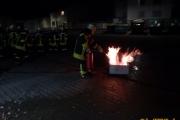 20.11.2018 - Umgang mit Feuerlöscher