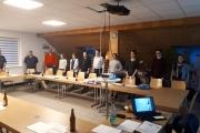 27.03.2018 - Rückenschule