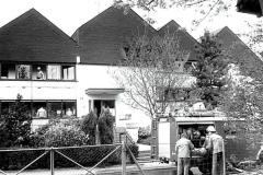 28.04.1992 - Brand im Altenheim, 1 Toter