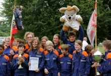 Kreiswettkamp 2014 1. Platz