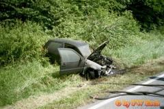 06.06.2003 - Bei Probefahrt in den Gegenverkehr, 1 Toter