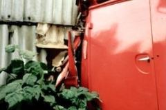 18.09.1987 - LKW rast in Gebäude